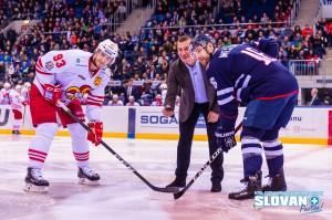HC Slovan - Jokerit Helsinky ACT0158