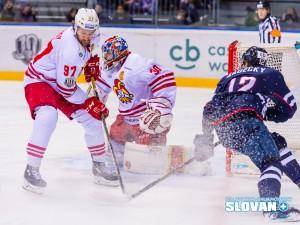 HC Slovan - Jokerit Helsinky ACT0162