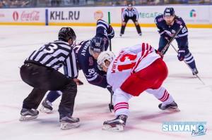 HC Slovan - Jokerit Helsinky ACT0170