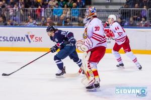 HC Slovan - Jokerit Helsinky ACT0176