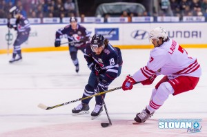 HC Slovan - Jokerit Helsinky ACT0181