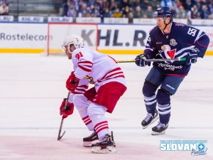HC Slovan - Jokerit Helsinky ACT0182