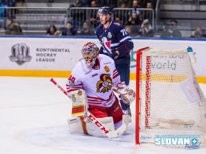 HC Slovan - Jokerit Helsinky ACT0188