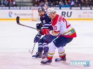 HC Slovan - HC Red Star ACT8703