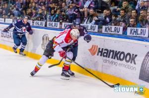 HC Slovan - HC Red Star ACT8707