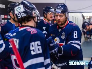 HC Slovan - HC Metallurg ACT0600