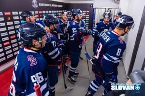 HC Slovan - HC Metallurg ACT0603