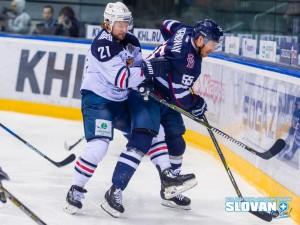 HC Slovan - HC Metallurg ACT0614