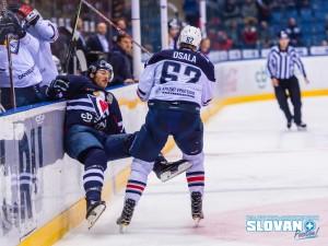 HC Slovan - HC Metallurg ACT0617