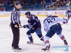 HC Slovan - HC Metallurg ACT0619