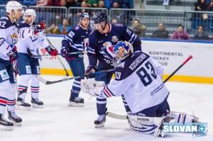 HC Slovan - HC Metallurg ACT0620