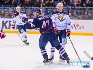 HC Slovan - HC Metallurg ACT0633