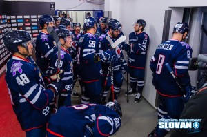 HC Slovan - Dinamo Minsk ACT2802