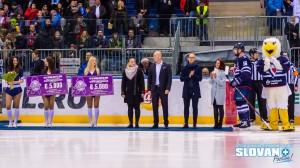 HC Slovan - Dinamo Minsk ACT2807