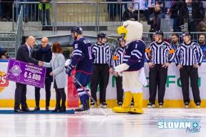 HC Slovan - Dinamo Minsk ACT2808