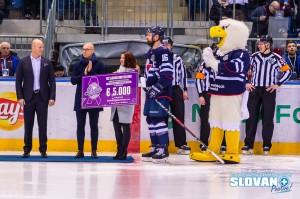 HC Slovan - Dinamo Minsk ACT2810