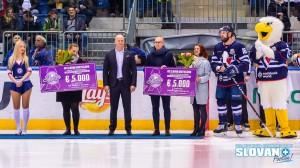 HC Slovan - Dinamo Minsk ACT2814