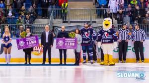 HC Slovan - Dinamo Minsk ACT2815
