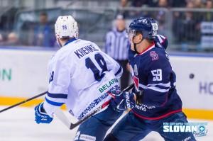 HC Slovan - Dinamo Minsk ACT2821