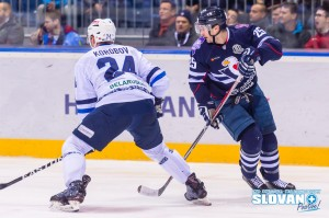 HC Slovan - Dinamo Minsk ACT2826