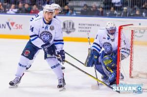 HC Slovan - Dinamo Minsk ACT2833