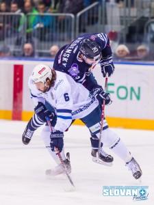HC Slovan - Dinamo Minsk ACT2835