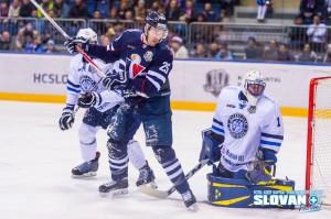 HC Slovan - Dinamo Minsk ACT2838