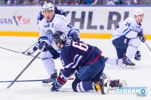 HC Slovan - Dinamo Minsk ACT2839