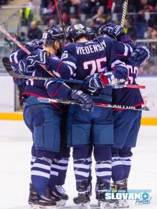 HC Slovan - Dinamo Minsk ACT2844