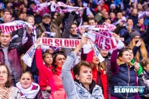 HC Slovan - Dinamo Minsk ACT2847