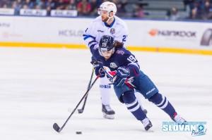 HC Slovan - Dinamo Minsk ACT2850