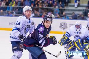 HC Slovan - Dinamo Minsk ACT2869