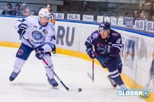 HC Slovan - Dinamo Minsk ACT2874