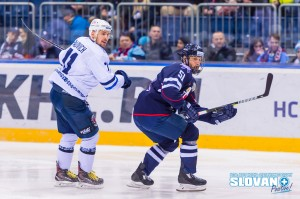HC Slovan - Dinamo Minsk ACT2885