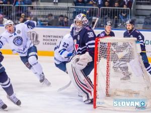 HC Slovan - Dinamo Minsk ACT2887
