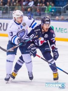 HC Slovan - Dinamo Minsk ACT2893
