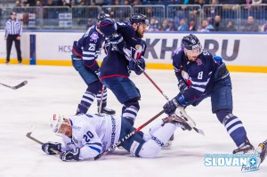 HC Slovan - Dinamo Minsk ACT2896
