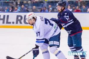 HC Slovan - Dinamo Minsk ACT2904