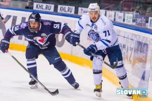 HC Slovan - Dinamo Minsk ACT2925