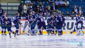 HC Slovan - HC Neftekhimik  ACT2451