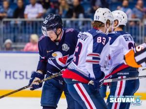 HC Slovan - HC Neftekhimik  ACT2457