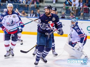 HC Slovan - HC Neftekhimik  ACT2460