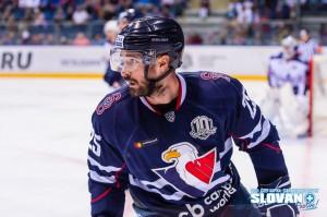 HC Slovan - HC Neftekhimik  ACT2461