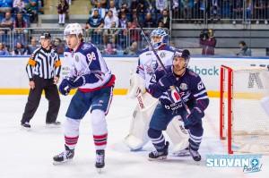 HC Slovan - HC Neftekhimik  ACT2474