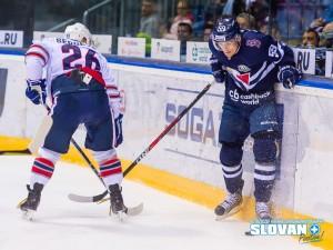 HC Slovan - HC Neftekhimik  ACT2481
