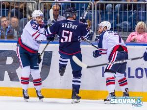 HC Slovan - HC Neftekhimik  ACT2486