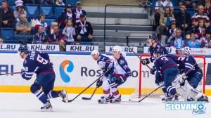 HC Slovan - HC Neftekhimik  ACT2491