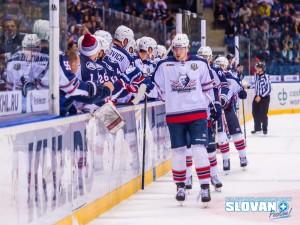 HC Slovan - HC Neftekhimik  ACT2498