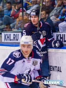 HC Slovan - HC Neftekhimik  ACT2600