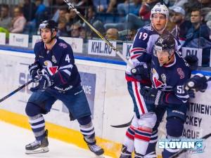 HC Slovan - HC Neftekhimik  ACT2603
